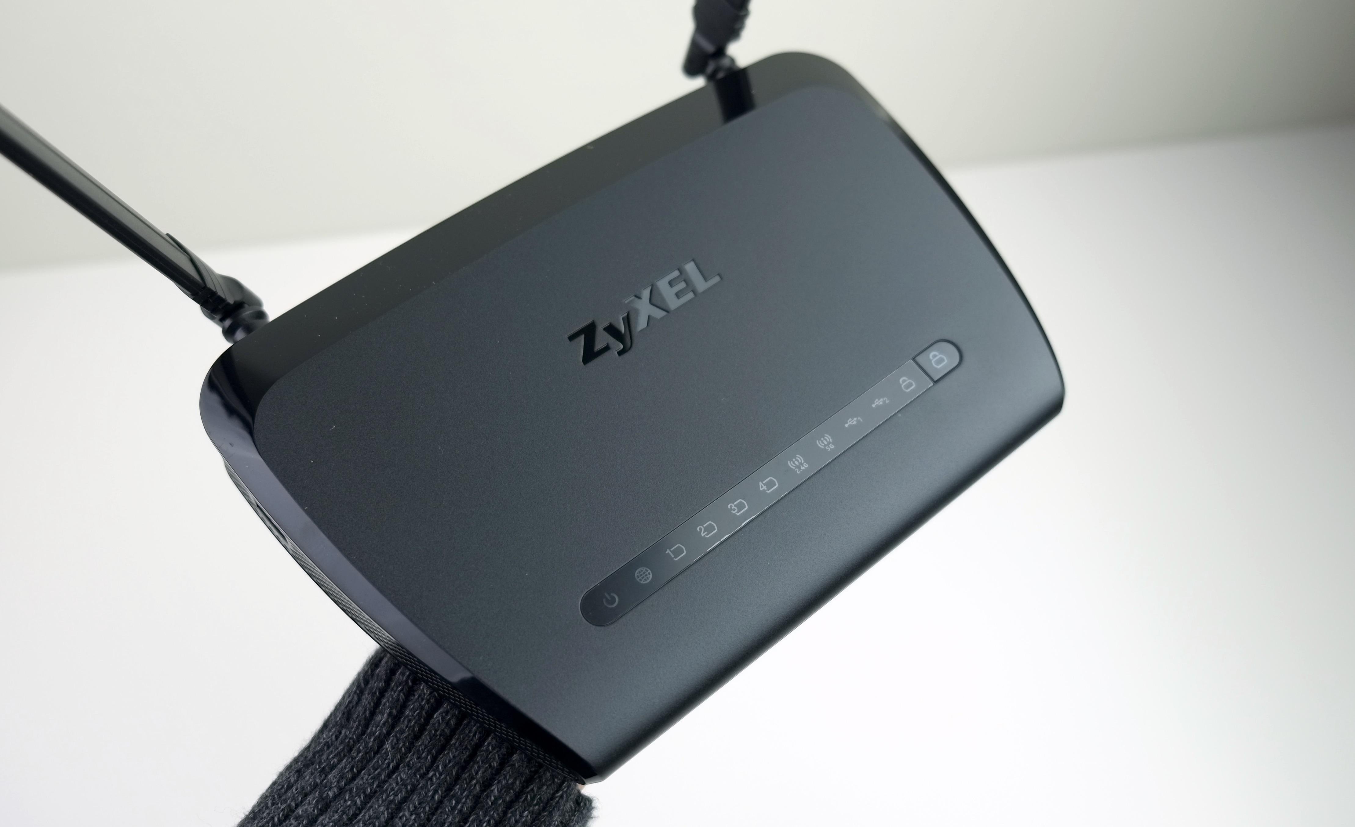 ZyXEL NBG6616 7