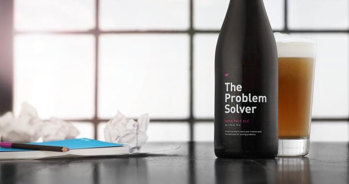 The Problem Solver: la birra che sblocca la creatività