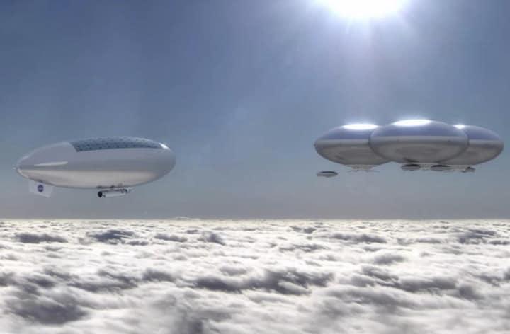 La NASA progetta una città galleggiante sulle nuvole di Venere (video)