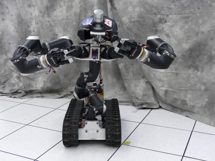 robot per soccorso head