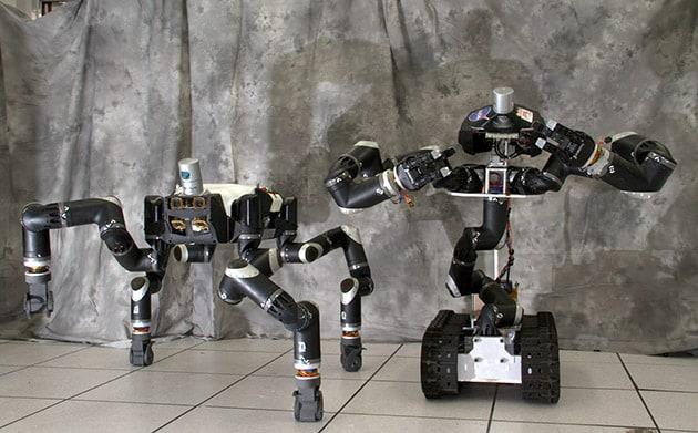 robot per soccorso