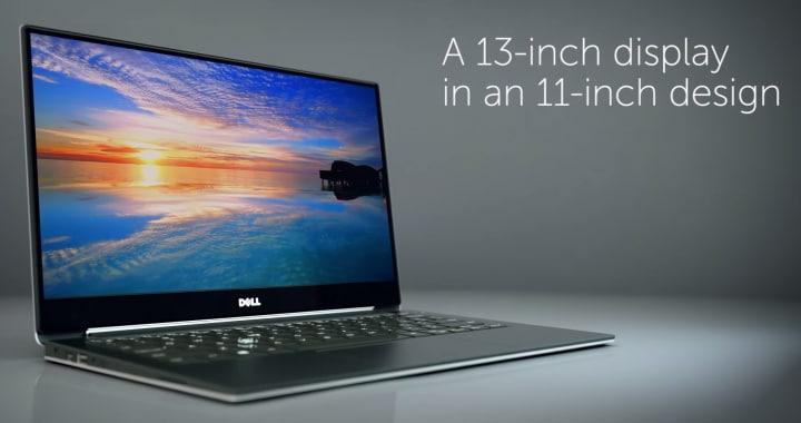 I nuovi Dell XPS 2015, hanno una cornice incredibilmente sottile e schermi 4K (foto)