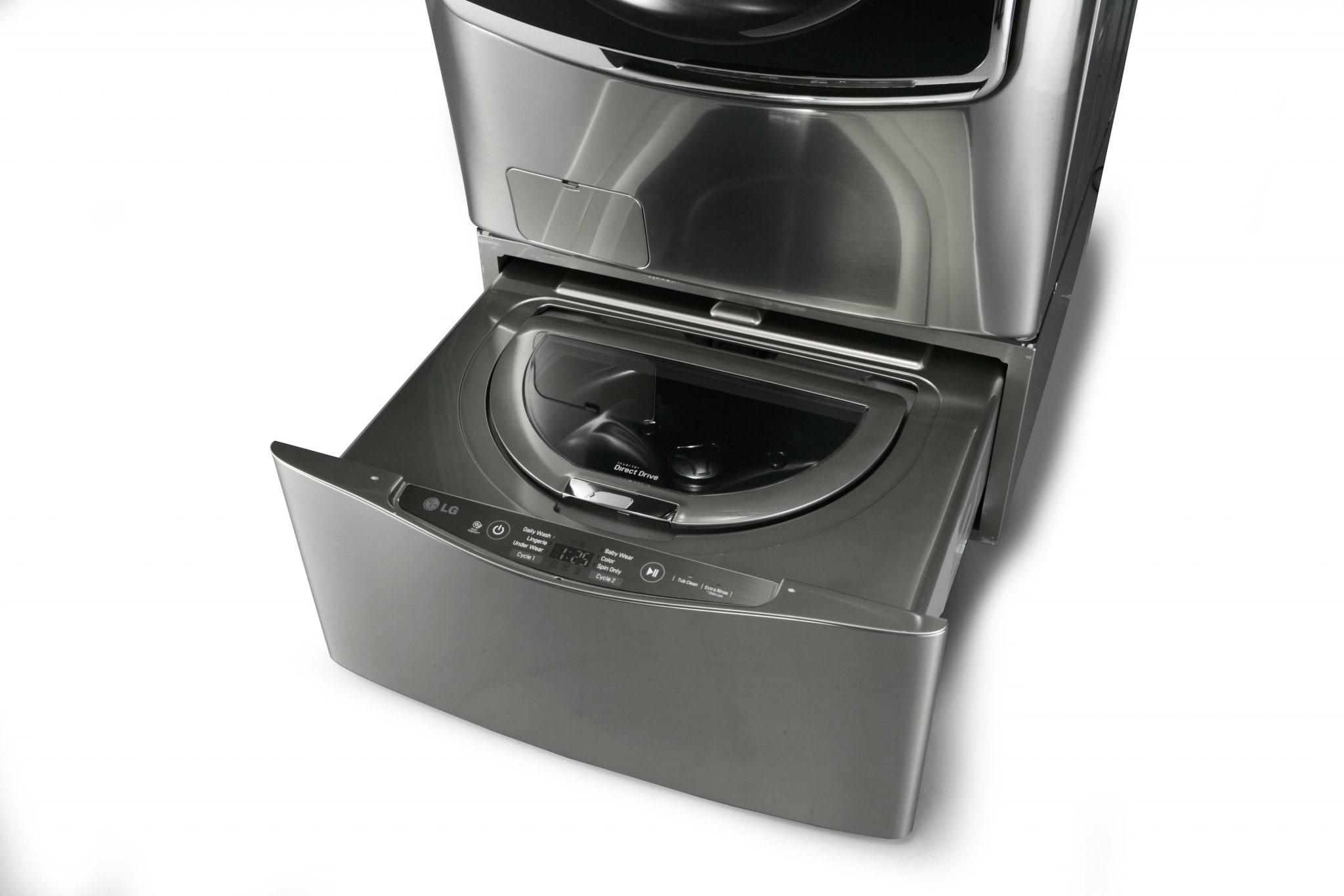 Lg Twin Wash La Lavatrice Che Vi Permette Due Carichi