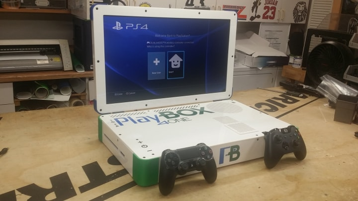 playbox console fhd