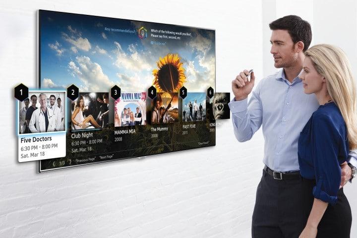 Le nuove smart TV di Samsung saranno basate su Tizen