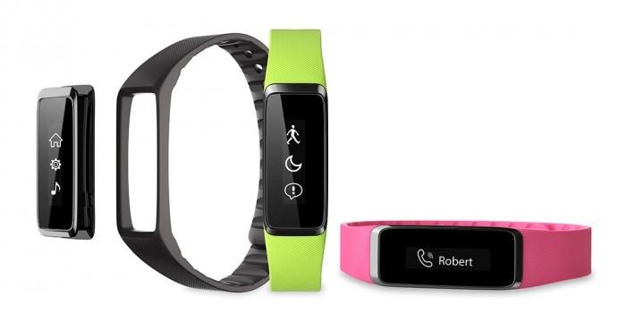 Acer Liquid Leap+ ufficiale: il nuovo wearable a 79€ per tutti gli smartphone