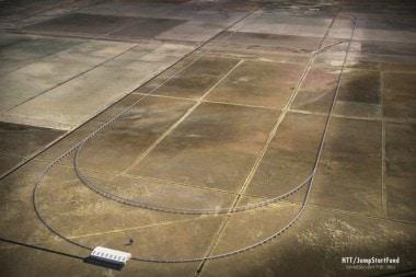 Hyperloop_tracciato test_2