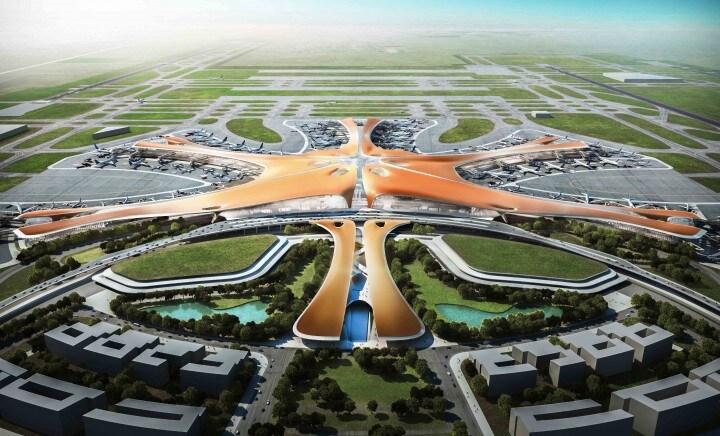 aeroporto pechino cina fhd