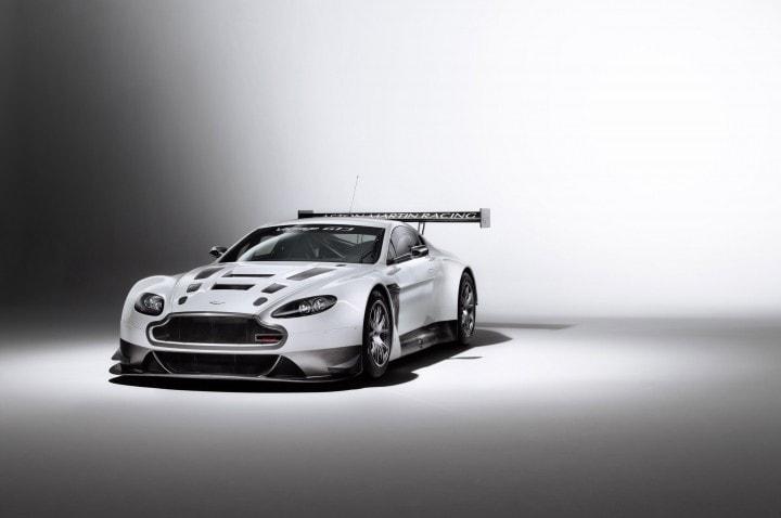Aston Martin V12 Vantage GT3