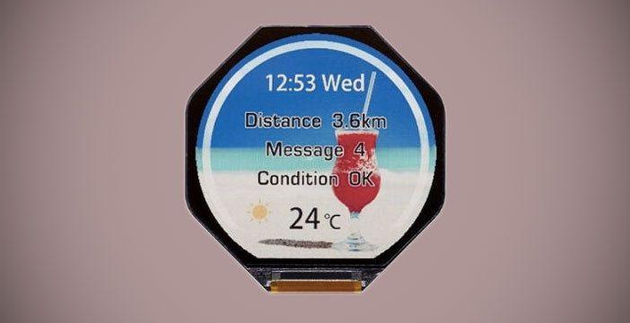display jdi smartwatch