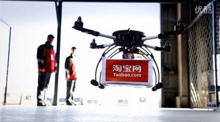 droni the tè fhd