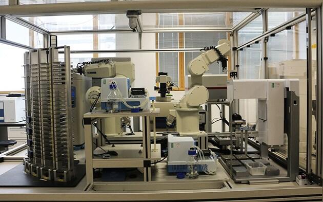 eve robot scienziato