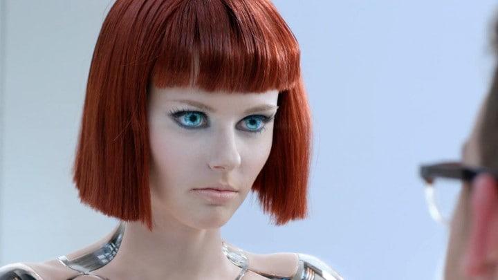 fembot robot femmina fhd