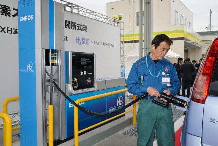 Toyota, Nissan e Honda: le giapponesi si uniscono per l'idrogeno