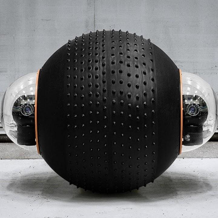guardbot robot militare