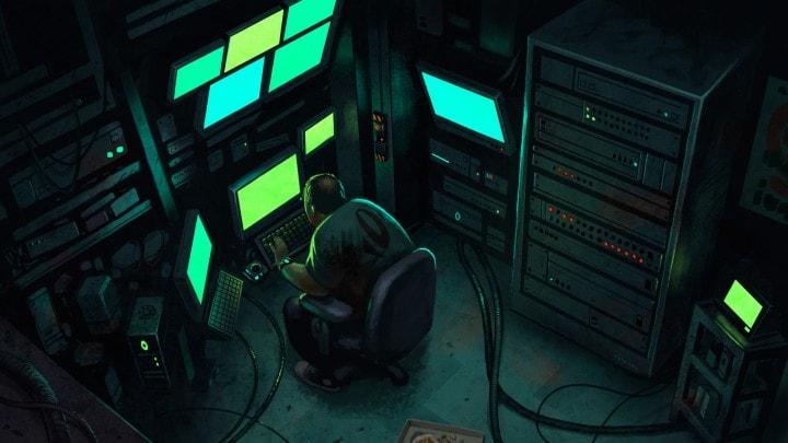 hacking hacker fhd
