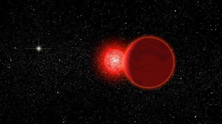 La stella che ha visitato il nostro sistema