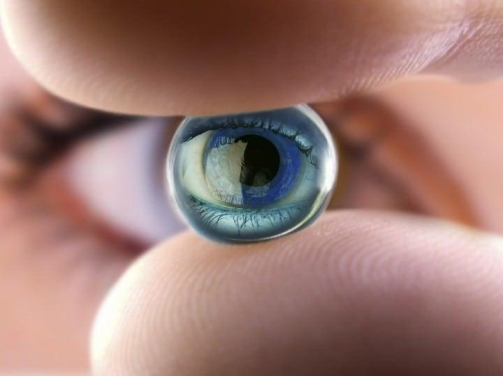 occhio bionico fhd