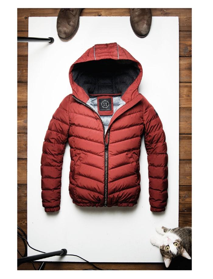 half off ead0a e08aa P.U.R.E. Jacket: piumini belli, ecologici e totalmente ...