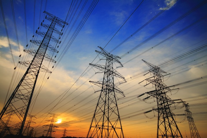 rete elettrica fhd