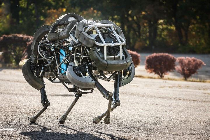 robot dog fhd