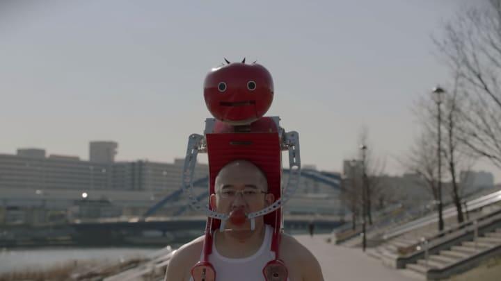 robot pomodori