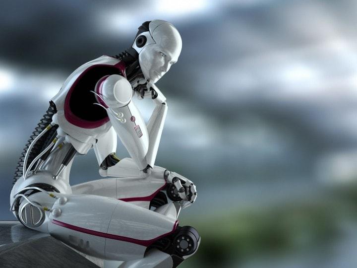 robot scienziato fhd