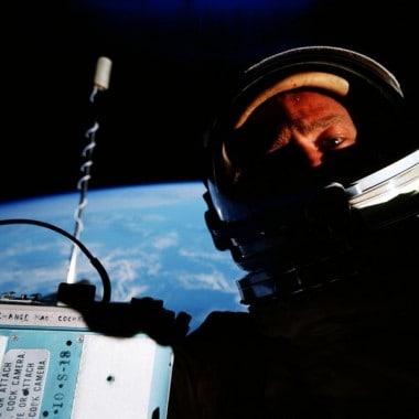 selfie nello spazio