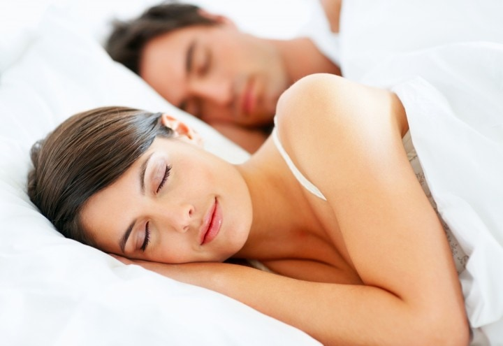 sonno letto fhd