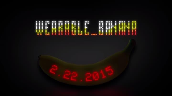 wearable banana