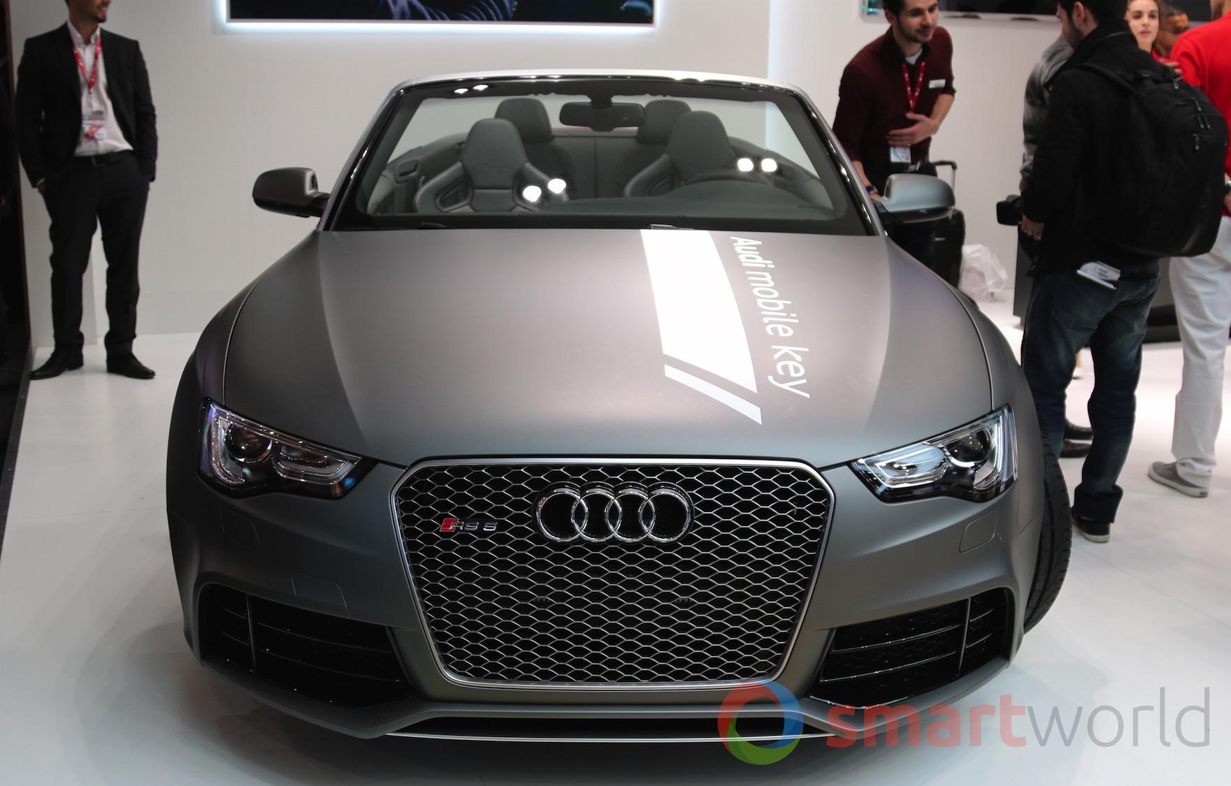 Ecco Come Aprire Una Audi Con Un Orologio Foto Foto 1 Di 1