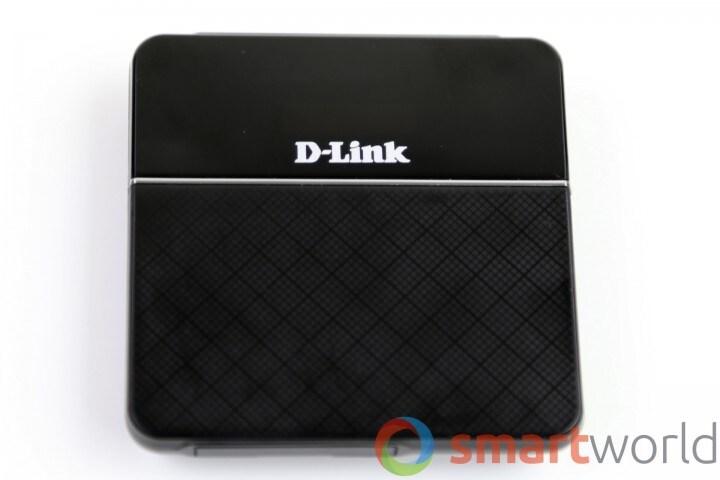 Router LTE D-Link DWR-932 foto - 1