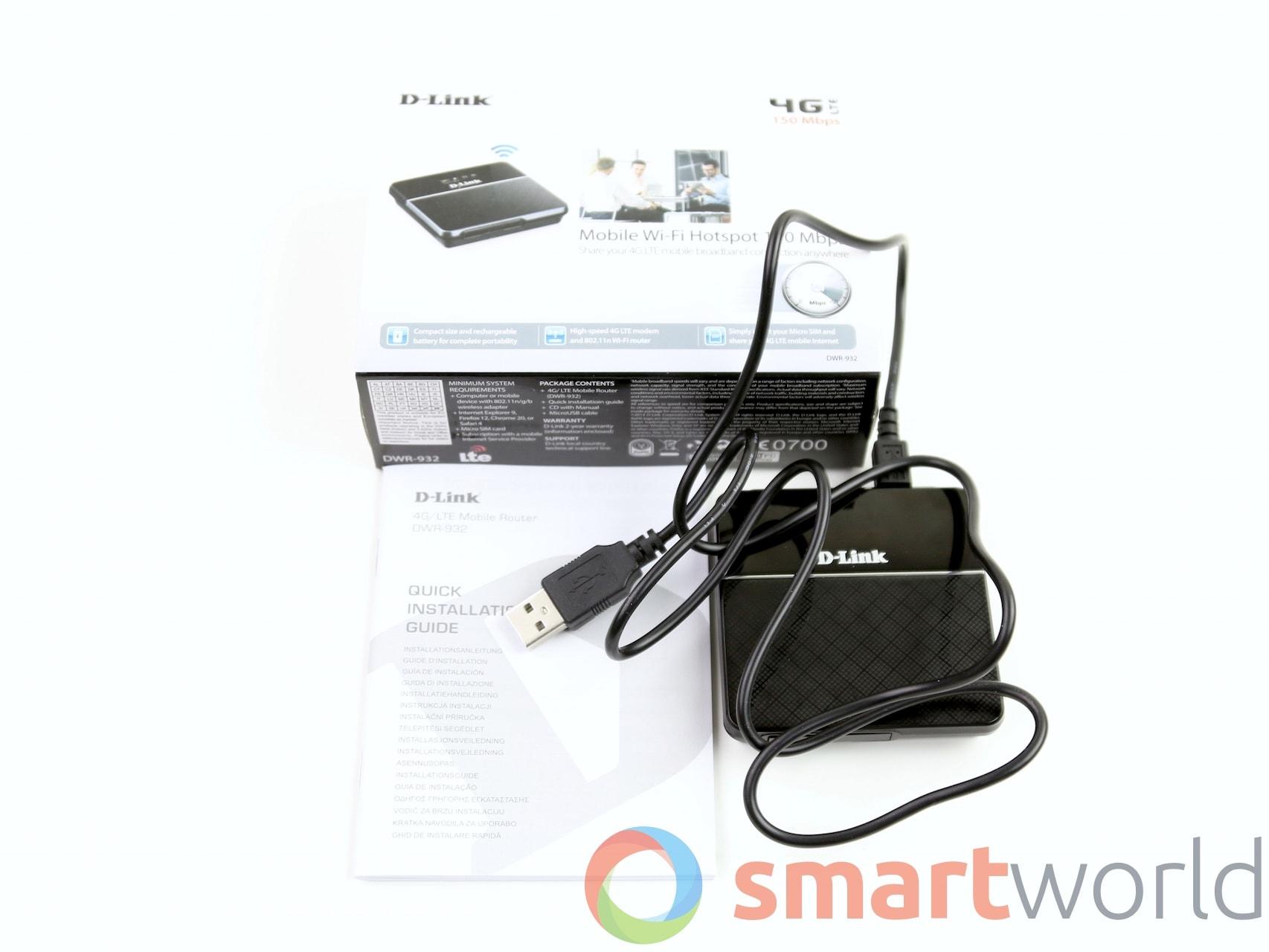 Router LTE D-Link DWR-932 foto – 7