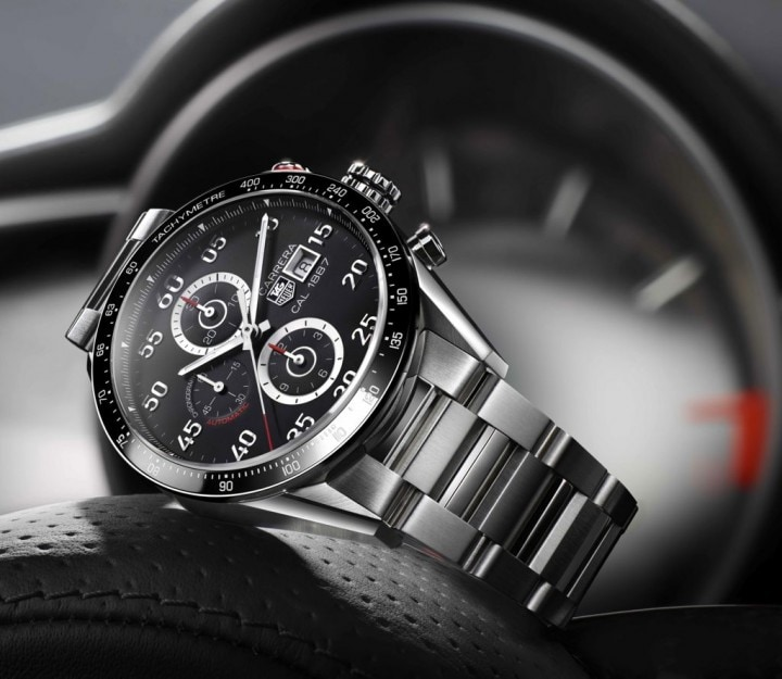 TAG-Heuer smartwatch di lusso