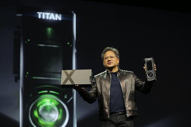 Titan X prezzo