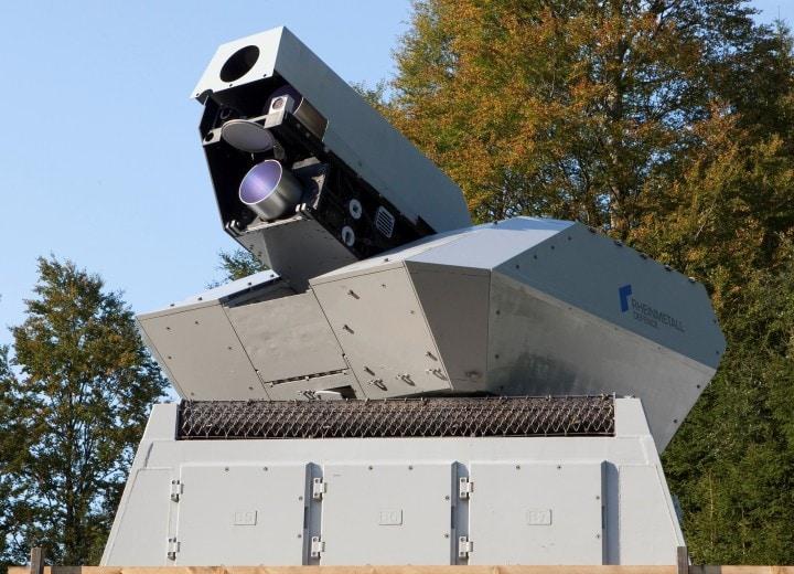 Le armi laser di Lockheed Martin sono potenti, precise e quasi pronte