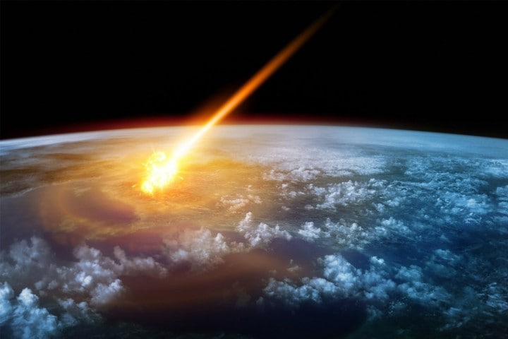 asteroide meteora