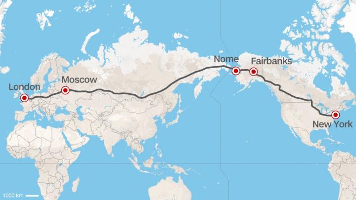 autostrada russa