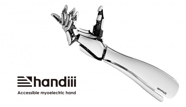 braccio bionico economico