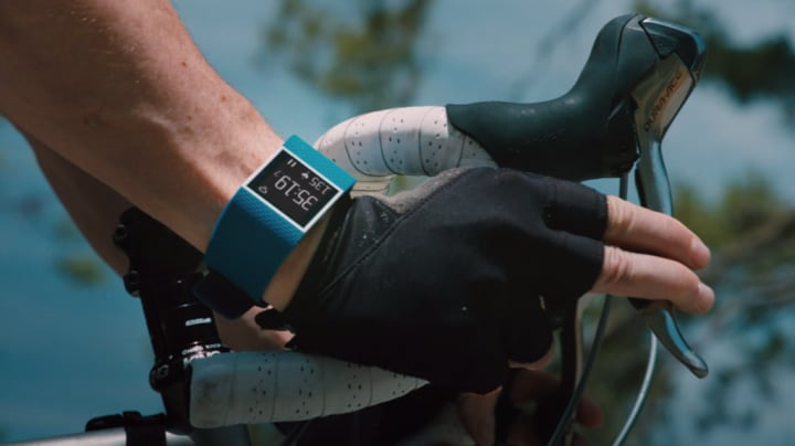 fitbit ciclismo