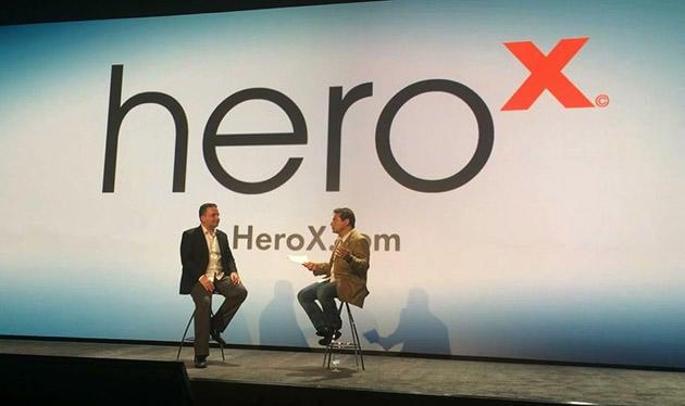 HeroX: la piattaforma di crowdfunding per rendere il mondo un posto migliore