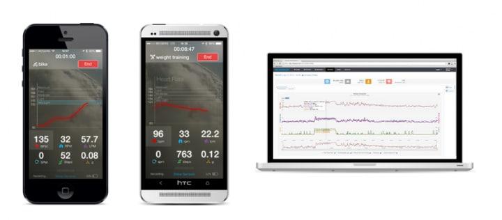 hexoskin app mobile