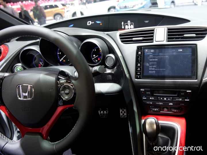 honda civic android 6