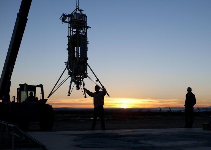Il nuovo ed estremamente preciso sistema di atterraggio NASA (video)