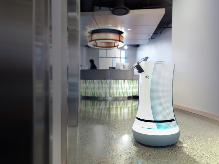 robot savioke