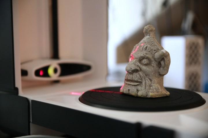 Ecco uno scanner 3D alla portata di tutti (video)