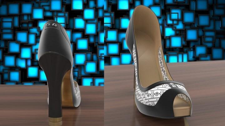 scarpe e ink
