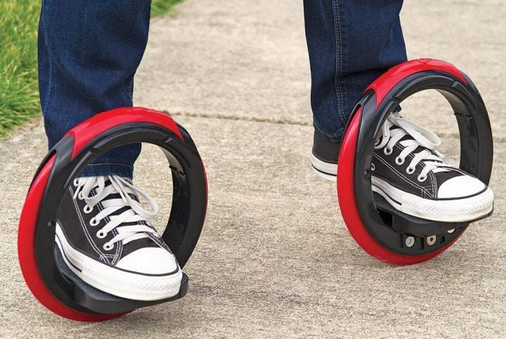 skateboard del futuro