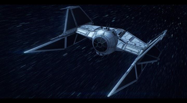 star wars caccia tie