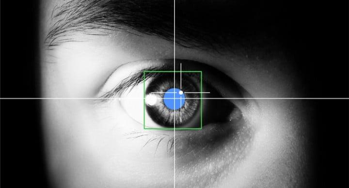 tracciamento oculare